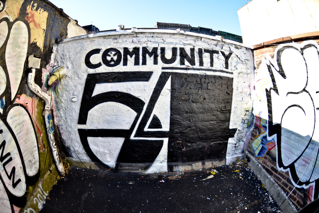 Community 54 Store Opening NYC