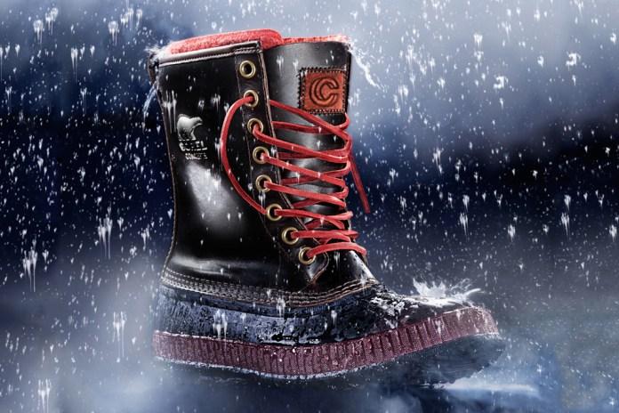 Concepts x Sorel Sentry Boot