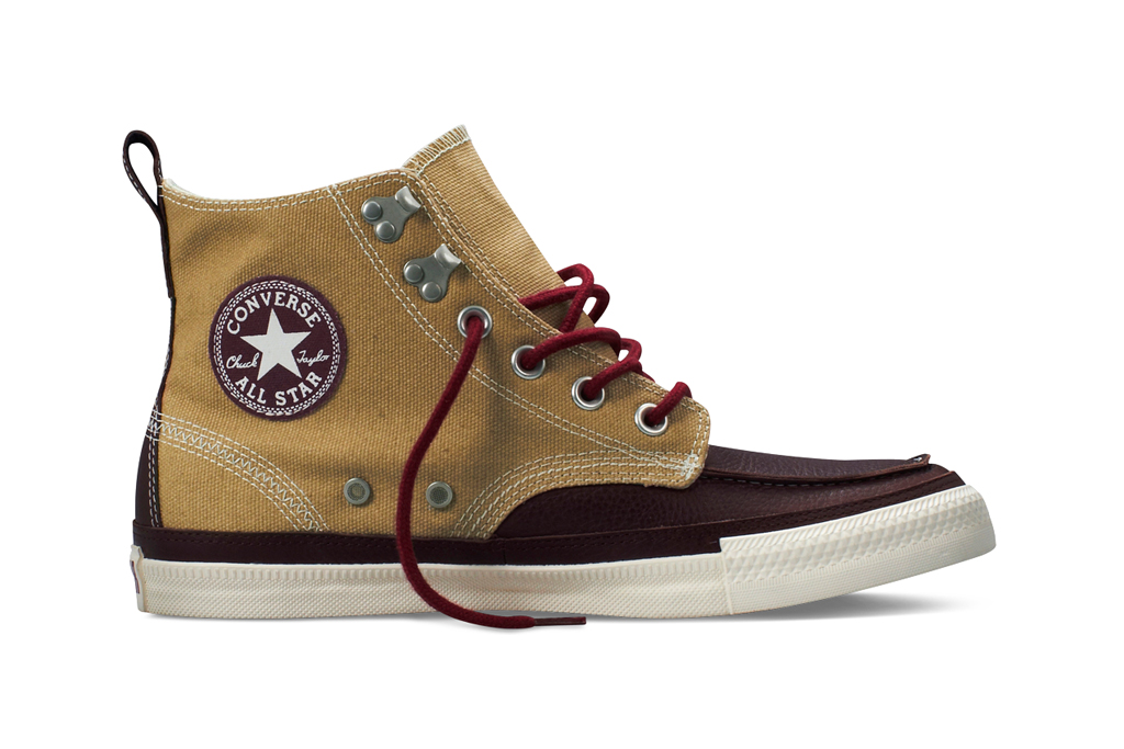 """Converse 2011 Holiday Chuck Taylor All Star """"Coated Canvas"""" Boot"""