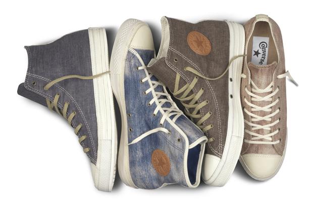 "Converse 2012 Spring Chuck Taylor All Star Premium ""Denim Pack"""