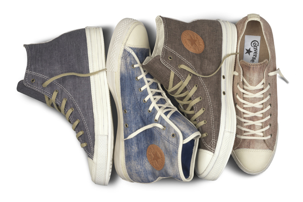 converse 2012 spring chuck taylor all star premium denim pack