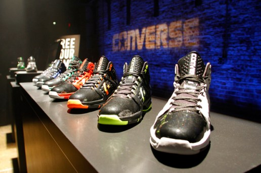 Converse DEFCON + ProLeather 2K11 Launch Party Recap
