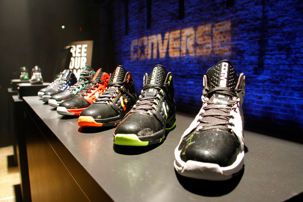 converse defcon proleather 2k11 launch party recap