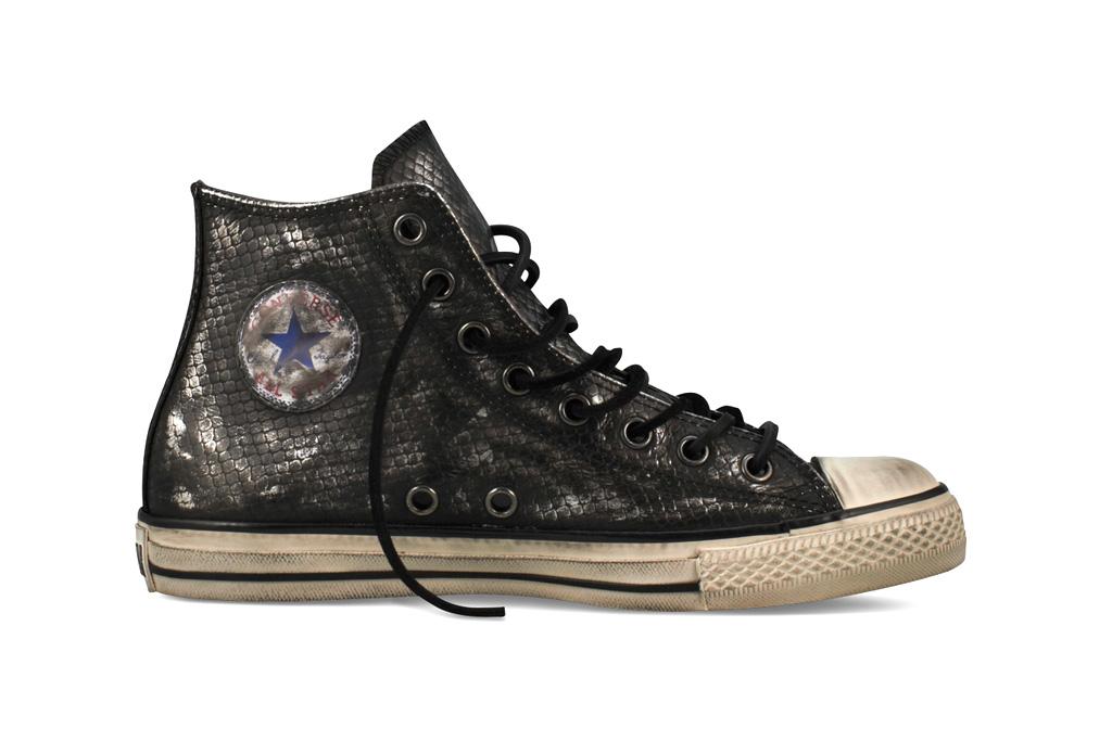 Converse John Varvatos Snakeskin Leather Chuck Taylor All Star