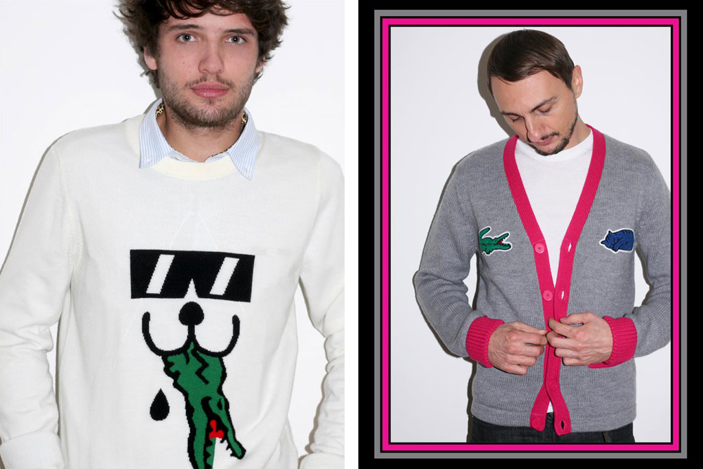 Cool Cats x Lacoste L!VE Lookbook