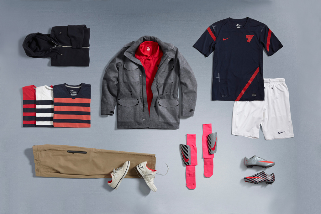 Cristiano Ronaldo x Nike CR7 Collection