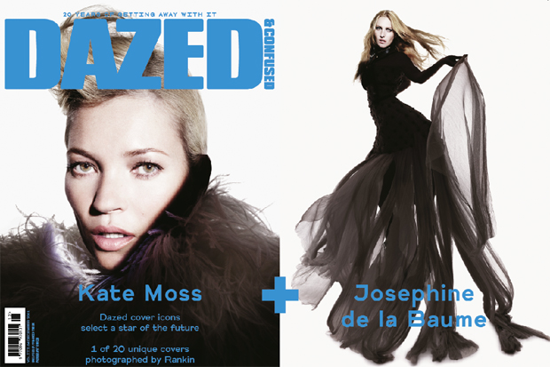 Dazed & Confused: 20 + 20 Covers Project by Rankin
