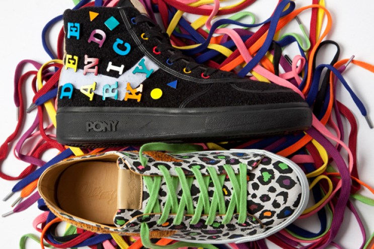 """Dee and Ricky x PONY """"Urban Jungle"""" Capsule Collection"""