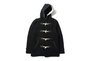 Deluxe Moon Light Duffle Coat