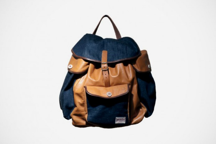 Denim Demon x Kero Backpack
