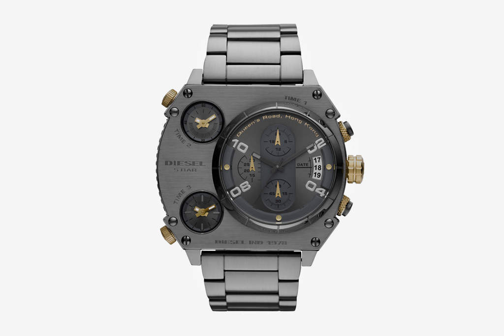 Diesel Queen's Road Limited Edition Watch