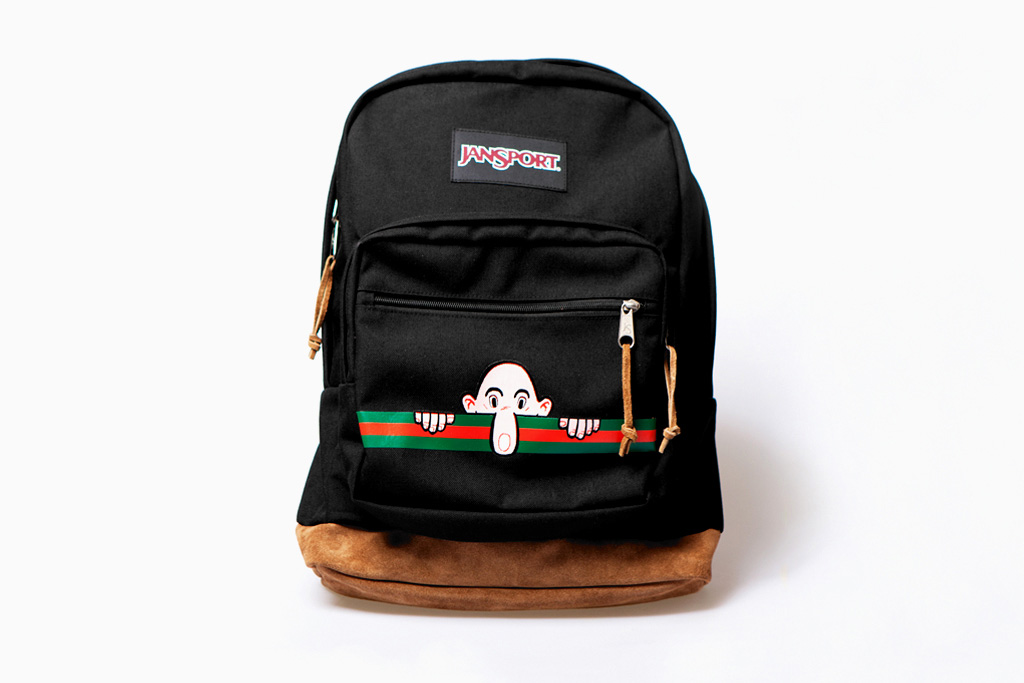 Eric Elms x JanSport Backpack