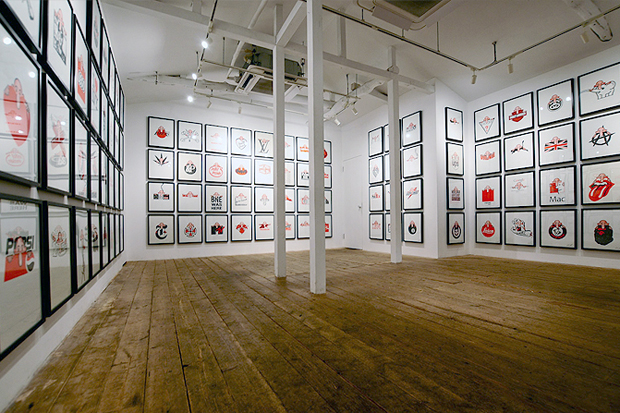 """Eric Elms """"WISH YOU WERE HERE"""" Exhibition @ COMMON Recap"""