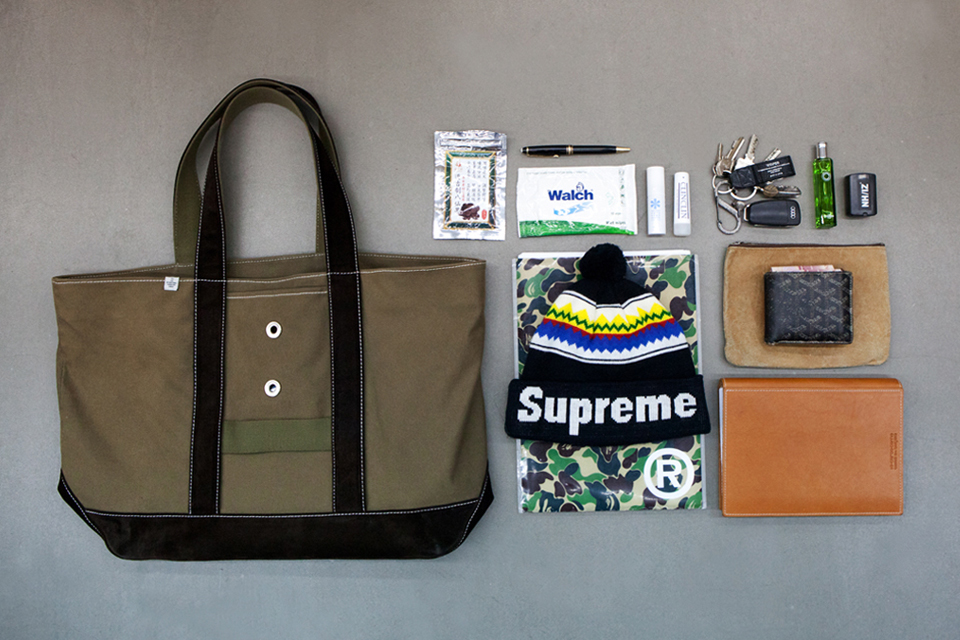 Essentials: Dicky Ng