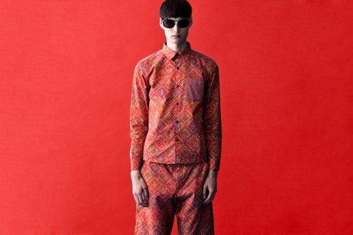 F.S.Z 2012 Spring/Summer Lookbook