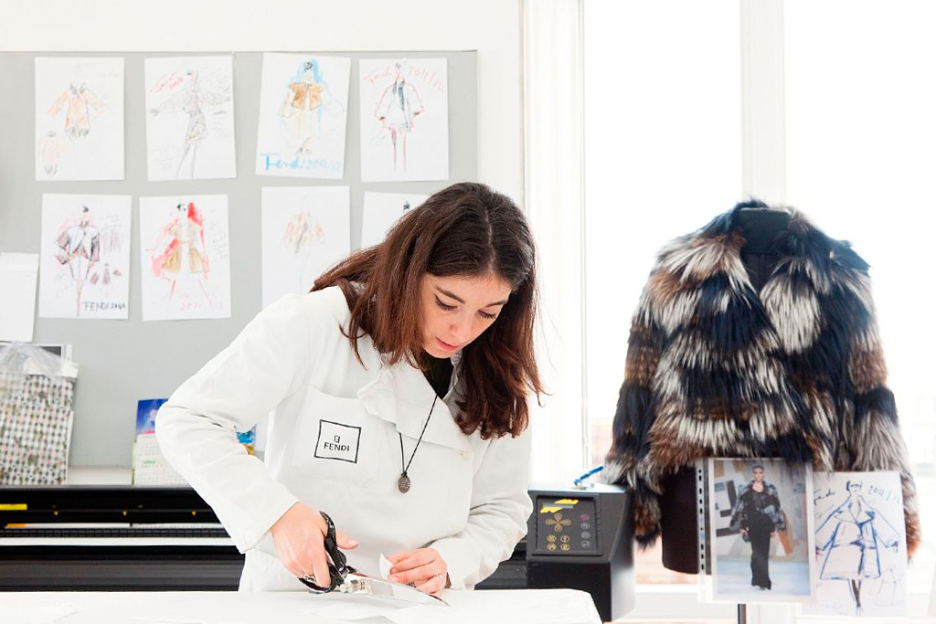 Fendi x The Selby: The Whispered Grand Tour