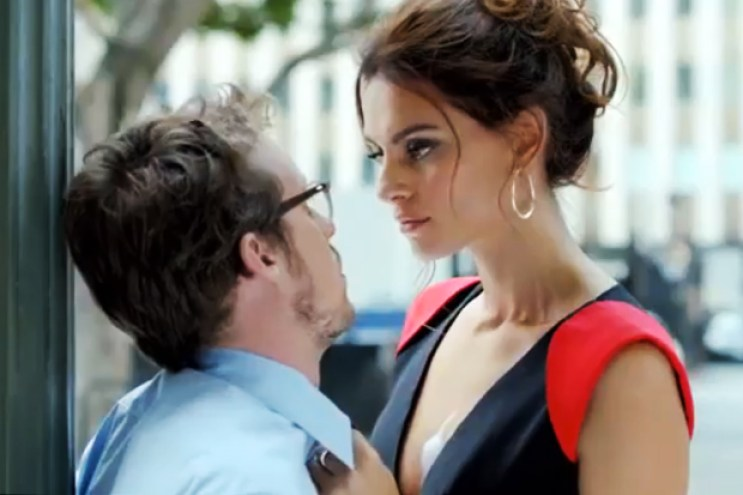 "Fiat 500 Abarth ""Seduction"" Commercial"