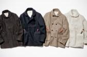 Folk 2011 Fall/Winter Wool Overcoat