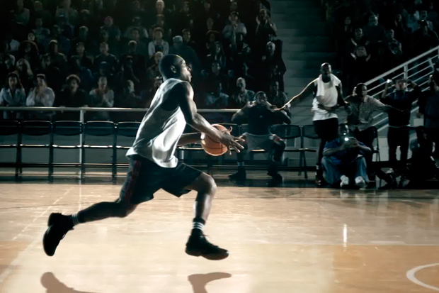 """Foot Locker: adidas Crazy Light """"The Difference"""" Commercial"""