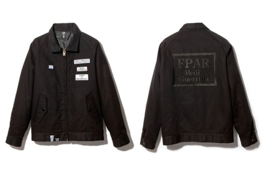 Forty Percents Against Rights x TRAVERSE TOKYO Prospective Jacket