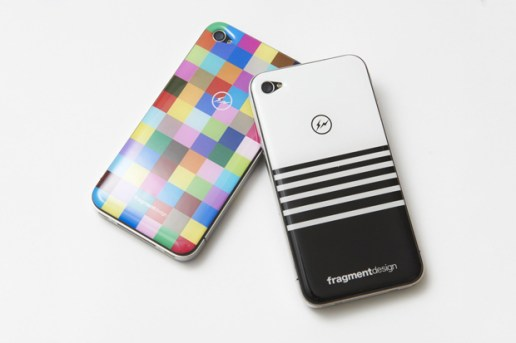 fragment design x Gizmobies iPhone 4/iPhone 4S Skins