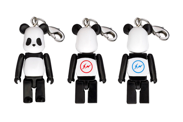 fragment design x medicom toy bearbrick panda 50
