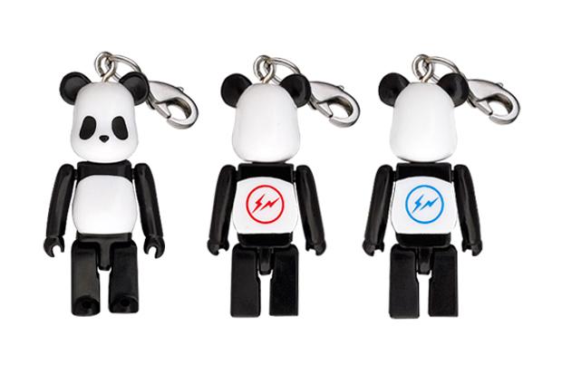 fragment design x Medicom Toy Bearbrick Panda 50%