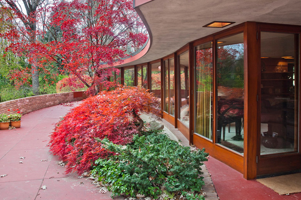 frank lloyd wright kenneth laurent house