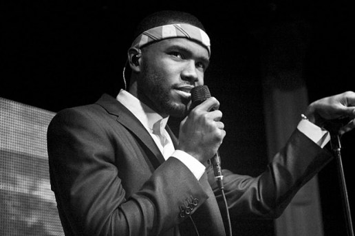 Frank Ocean named GQ's Rookie of the Year
