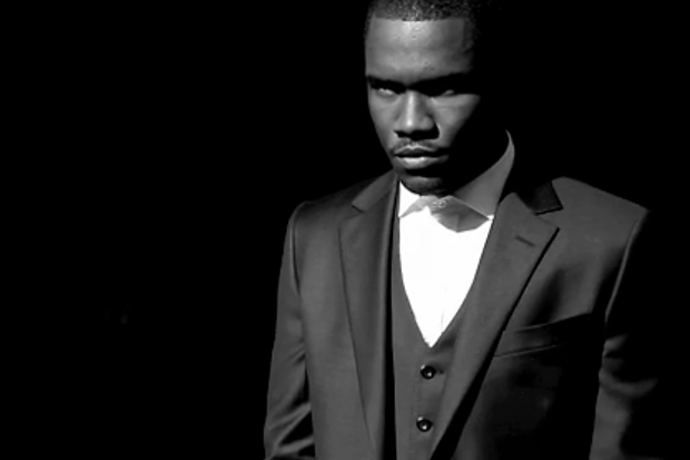 Frank Ocean's GQ Photoshoot