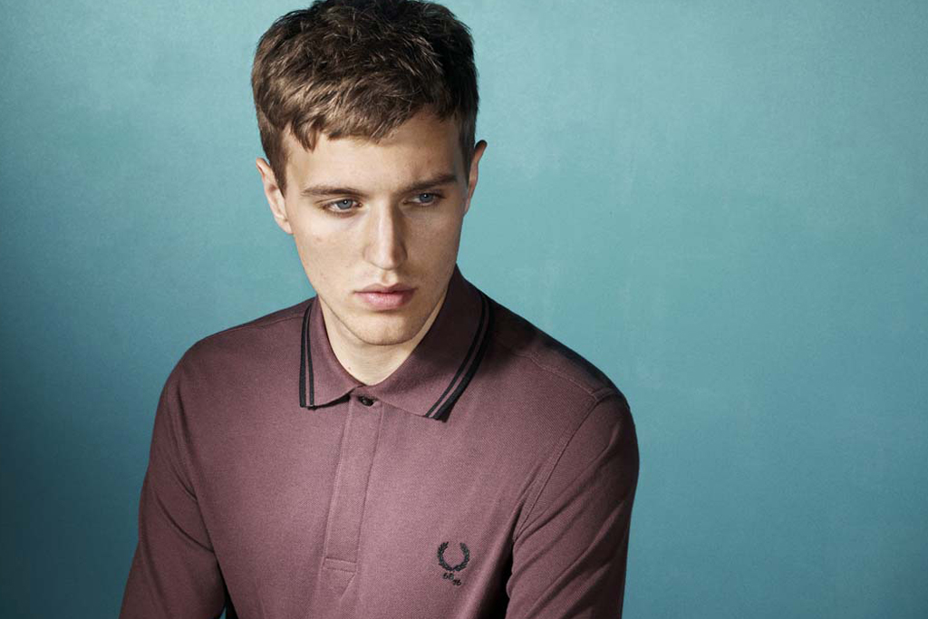 6876 x Fred Perry Blank Canvas Collection