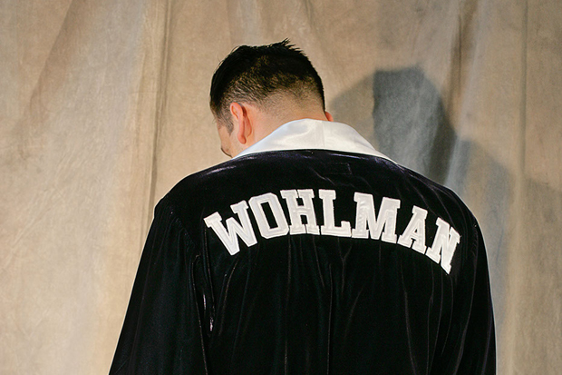 "Freshjive x Zachary Wohlman ""KID YAMAKAH"" Robe & Trunks"
