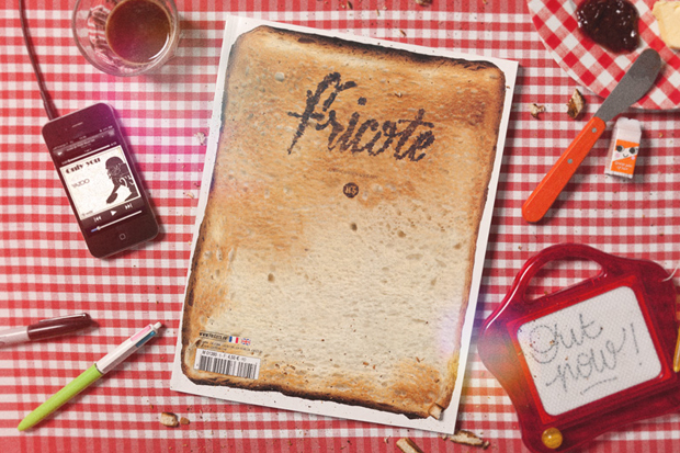 Fricote Magazine Issue #5