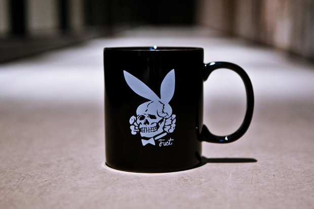 "FUCT ""21 Death Bunny"" Mug"