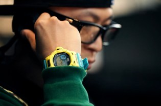 """G-Shock """"REAL TOUGHNESS TOKYO"""" Video"""