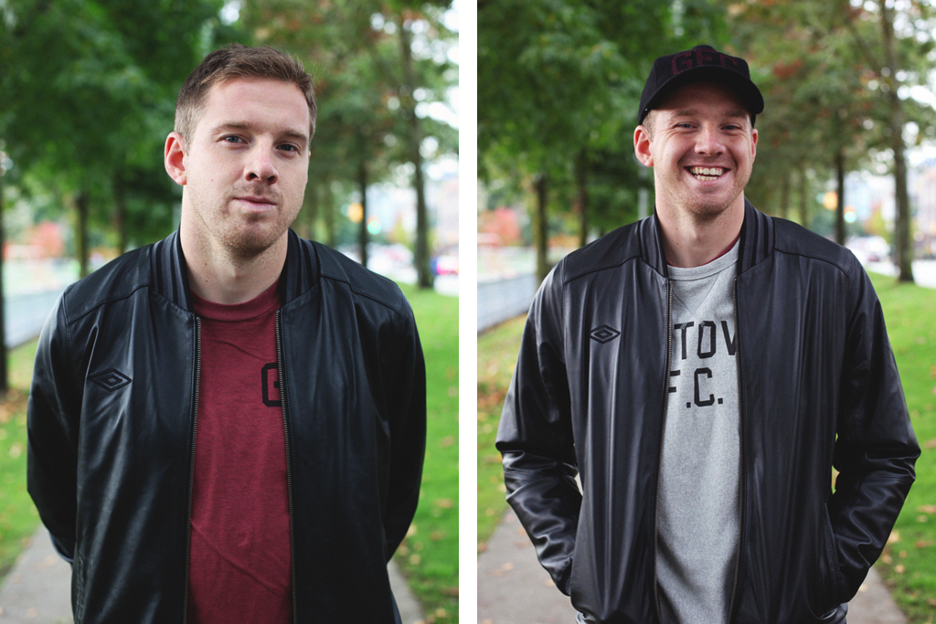 Gastown F.C. x Reigning Champ Interview with Owen Parrott