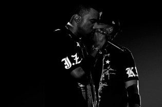 Givenchy Watch the Throne Tour T-Shirt