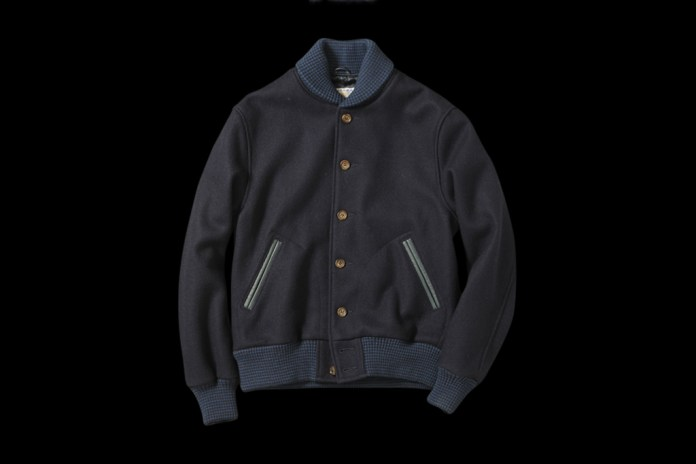 Golden Bear Navy Stinson Jacket