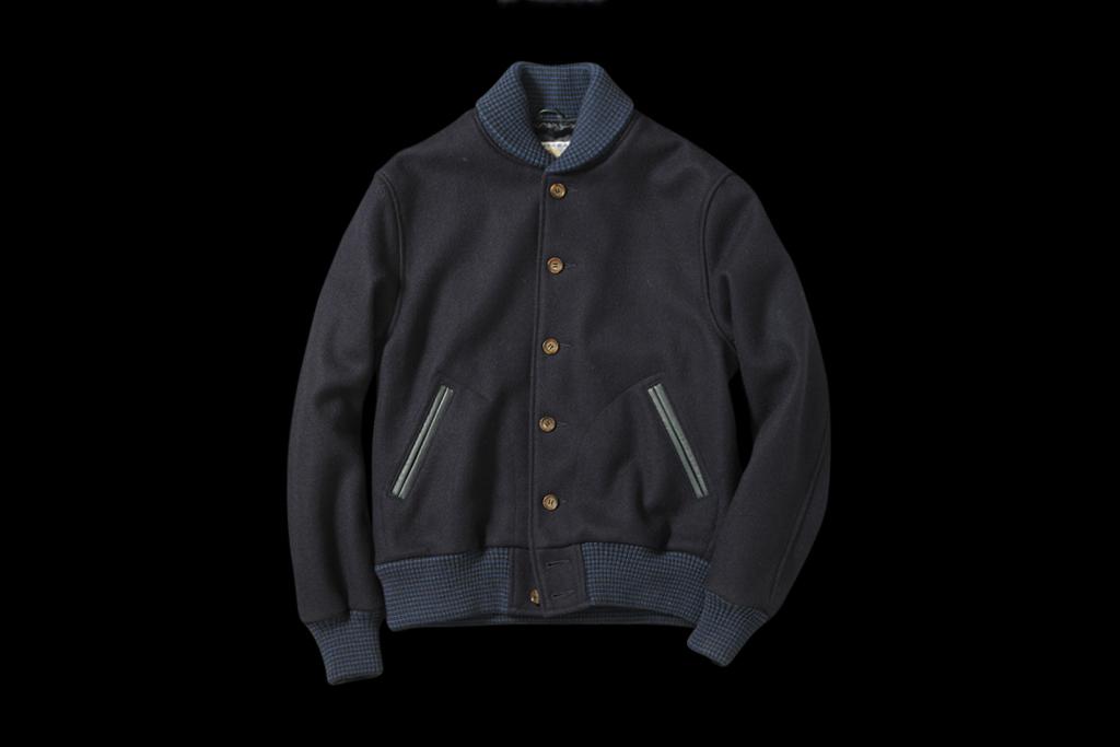 Golden Bear Navy Stinson Jacket