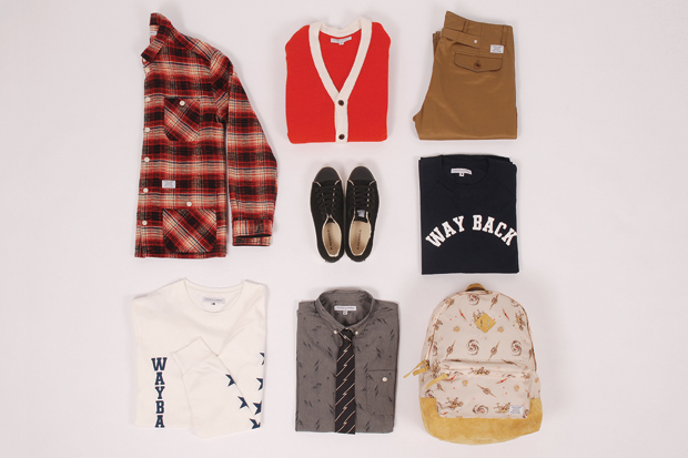 Goodhood x R. Newbold 2011 Fall/Winter Capsule Collection