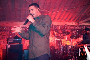 Google Music Launch Party Recap featuring Drake
