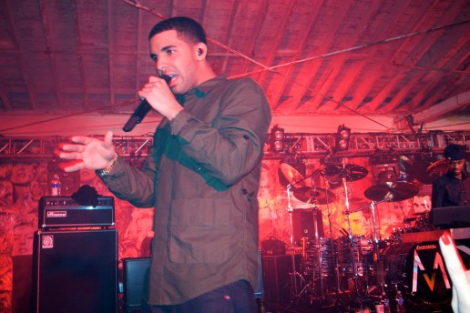 Google Music Launch Party Recap featuring Drake