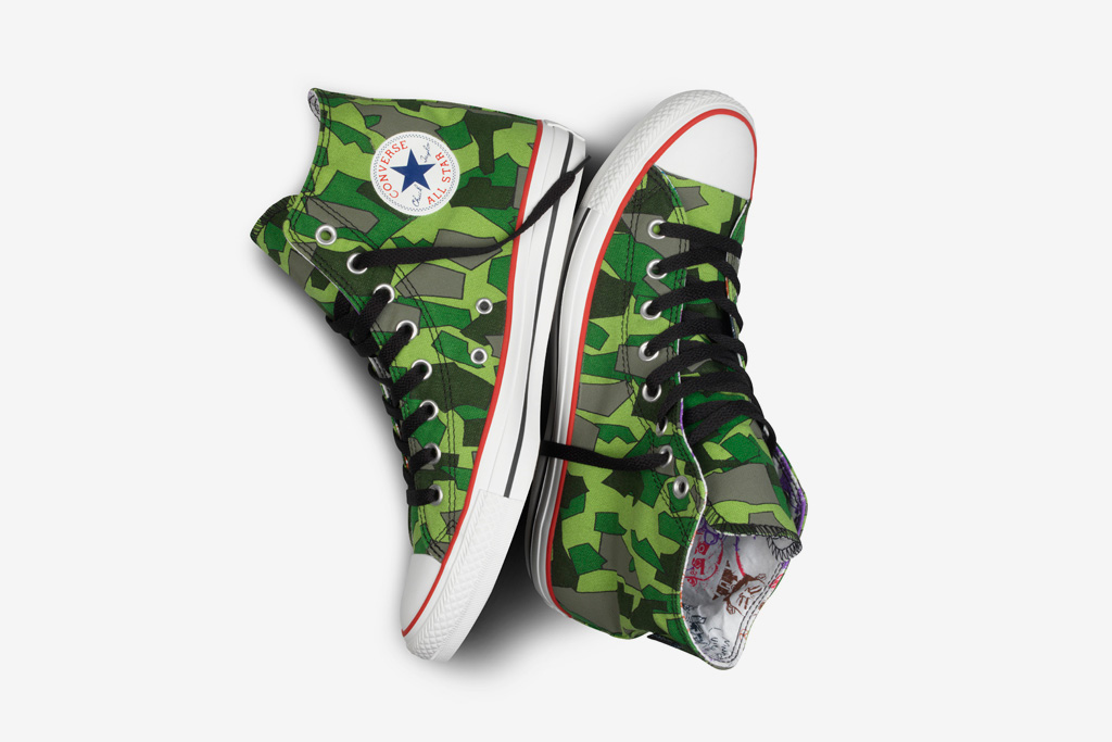 Gorillaz for Converse Chuck Taylor All Star Preview