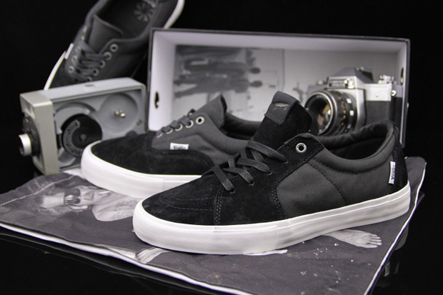 Greg Hunt x Vans Syndicate Sk8-Low S & Era 46 Pro S