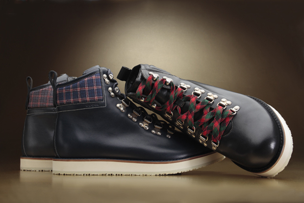 Gucci Mountain Boots