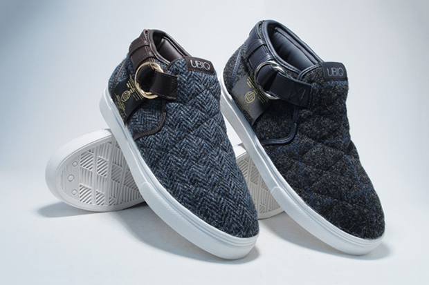 Harris Tweed x UBIQ eL