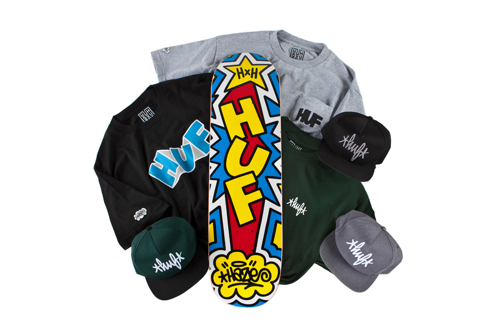 HAZE x HUF 2011 Holiday Collection