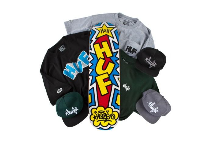 HAZE x HUF 2011 Holiday Collection