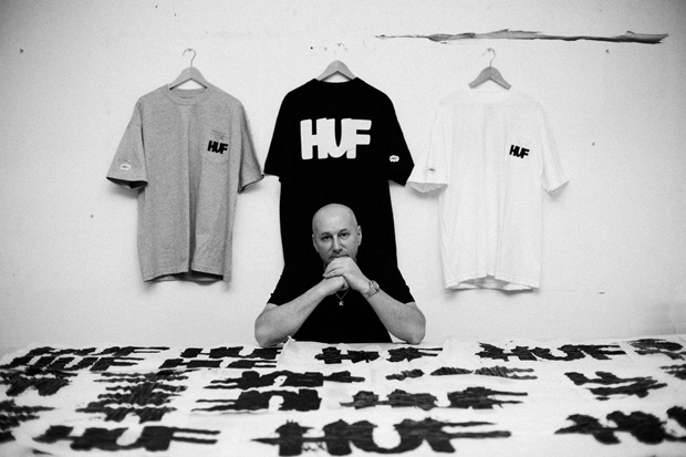 HAZE x HUF 2011 Holiday Collection Lookbook