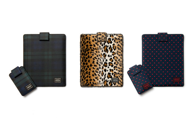 Head Porter 2011 Fall/Winter iPhone/iPad Case